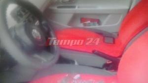 Πάτρα: Είδε αυτή την εικόνα στο κάθισμα του συνοδηγού και έσπασε το αυτοκίνητο [pic, vid]