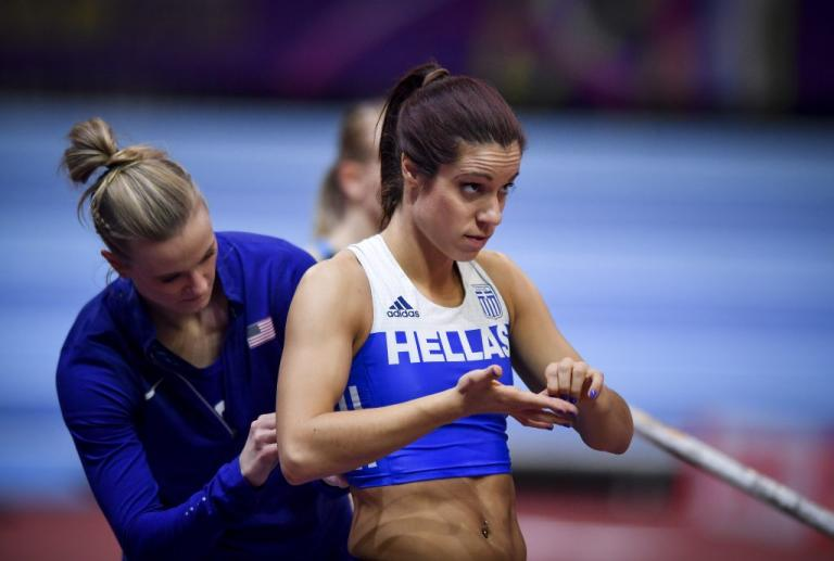 Παγκόσμιο πρωτάθλημα κλειστού: Χάλκινο μετάλλιο για την Κατερίνα Στεφανίδη | Newsit.gr