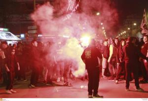 ΠΑΟΚ: Συλλαλητήριο στην Καμάρα – Πορεία στη Θεσσαλονίκη! Ζήτησαν… δικαίωση [pics, vids]