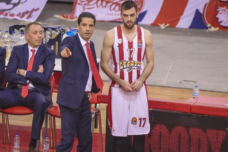 Ολυμπιακός: Χωρίς Μάντζαρη και Παπανικολάου με ΤΣΣΚΑ! | Newsit.gr