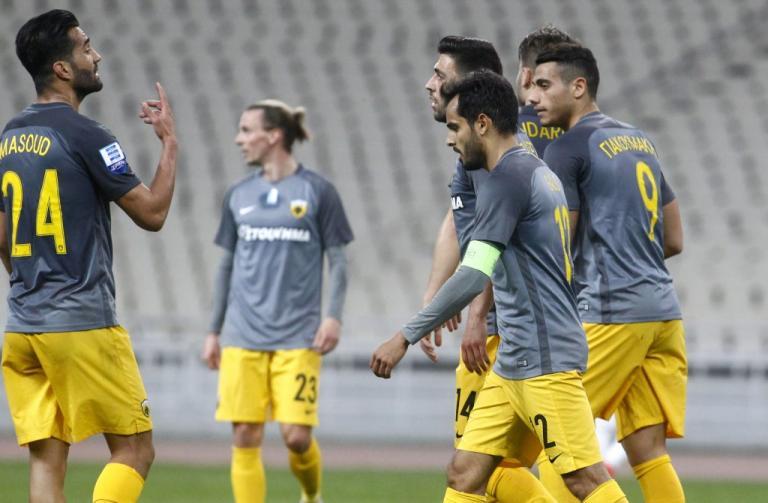 Δεν σταματάει η ΑΕΚ! Φιλική «τεσσάρα» στον Παναιτωλικό | Newsit.gr