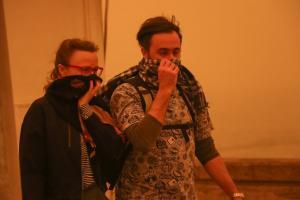 Καιρός: Επιστρέφει η αφρικανική σκόνη – Η αναλυτική πρόγνωση του καιρού για την 25η Μαρτίου [pics, vid]
