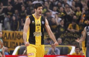 Basketball Champions League: Ένα βήμα μακριά από το Final Four η ΑΕΚ! Υπέταξε την Στρασμπούρ [vids]