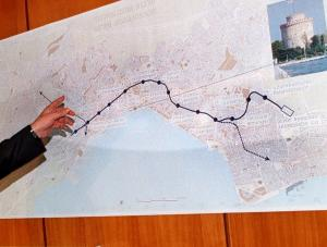 Μυλόπουλος: Τον Νοέμβριο του 2020 παραδίδεται το 75% του μετρό Θεσσαλονίκης