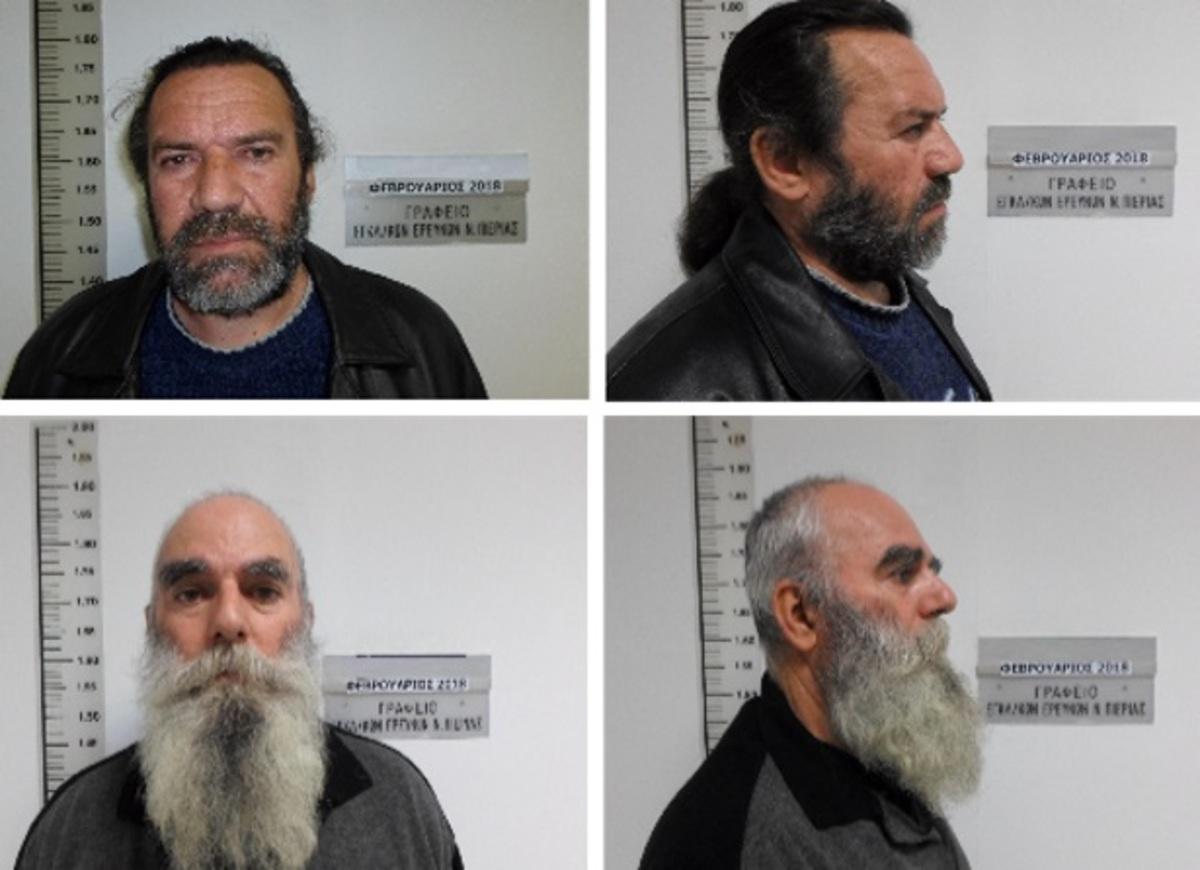 Αυτοί είναι οι τέσσερις που κατηγορούνται για τον βιασμό της 6χρονης στην Πιερία [pics]   Newsit.gr