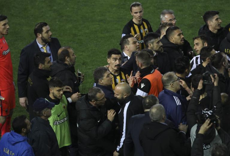 Η ΑΕΚ κατήγγειλε τον ΠΑΟΚ! | Newsit.gr