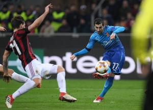 Europa League: Απίστευτη Άρσεναλ στο Μιλάνο! Την… πάτησε η Ντόρτμουντ [vids]