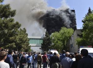Φονική πυρκαγιά σε κλινική απεξάρτησης στο Αζερμπαϊτζάν – Τουλάχιστον 24 νεκροί
