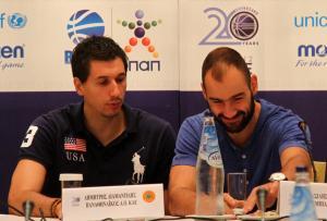 Διαμαντίδης για Σπανούλη: «Από τους καλύτερους παίκτες στην ιστορία της Euroleague»