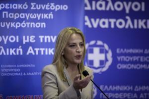 Ρένα Δούρου: Οικοδομούμε ένα νέο πρότυπο χρηστής διοίκησης