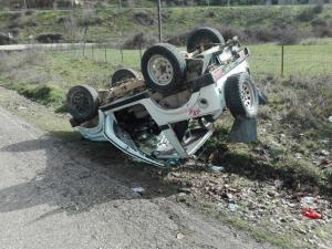 Ήπειρος: Νεκρός 63χρονος σε αυτοκίνητο που τούμπαρε