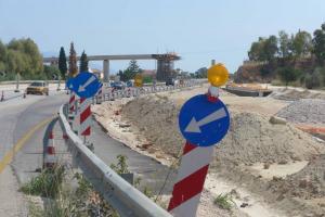 Έργα στις εθνικές οδούς Πατρών – Τρίπολης, Αντιρρίου – Ιωαννίνων και Πύργου- Αρχαίας Ολυμπίας
