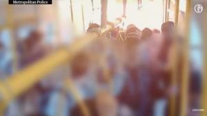 Σοκαριστικές εικόνες! Η στιγμή της έκρηξης στον σταθμό Πάρσονς Γκριν στο Λονδίνο [vid]