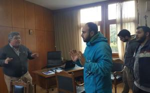 Φοιτητές «μπούκαραν» στο γραφείο του Πρύτανη του ΤΕΙ Δυτικής Ελλάδας