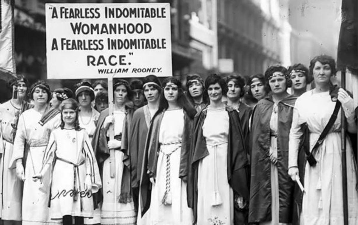 Παγκόσμια Ημέρα της Γυναίκας: Από το 1857 στο 2018, η ιστορία της 8ης Μαρτίου | Newsit.gr