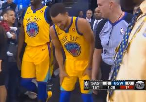 NBA: «Πάγωσαν» με τους τραυματισμούς των Κάρι και Μπράουν [vids]