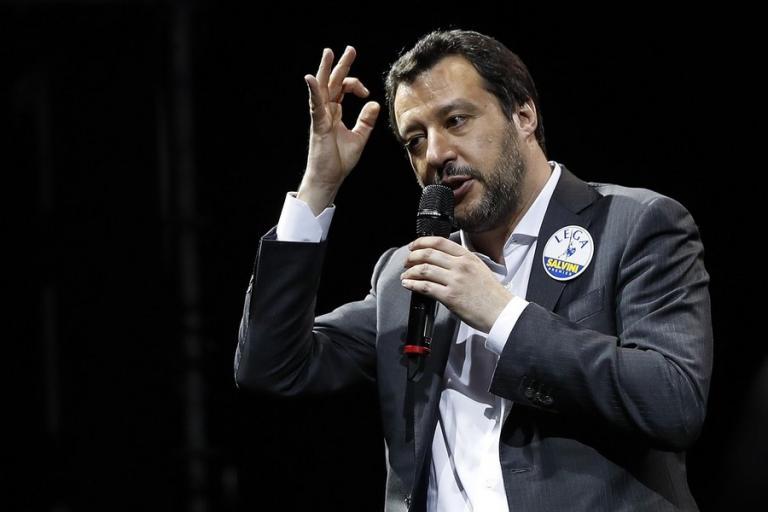 Ιταλία: Για συμφωνία με την Λέγκα κάνουν λόγο τα «Πέντε Αστέρια» | Newsit.gr