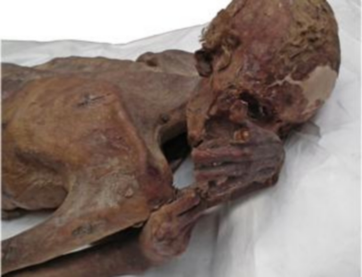 Σε αιγυπτιακές μούμιες 5.000 ετών τα αρχαιότερα τατουάζ