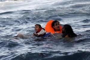 Ναυάγιο στο Αγαθονήσι: Συγκλονίζει ψαράς! «Είδα νεκρή έγκυο γυναίκα»
