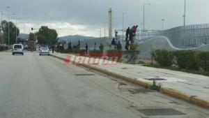 «Βράζει» πάλι το λιμάνι της Πάτρας! Νέο «ντου» μεταναστών [vid]