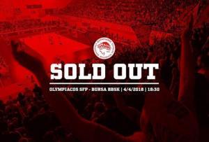 Ολυμπιακός – Μπούρσα: Εξαφανίστηκαν τα εισιτήρια!
