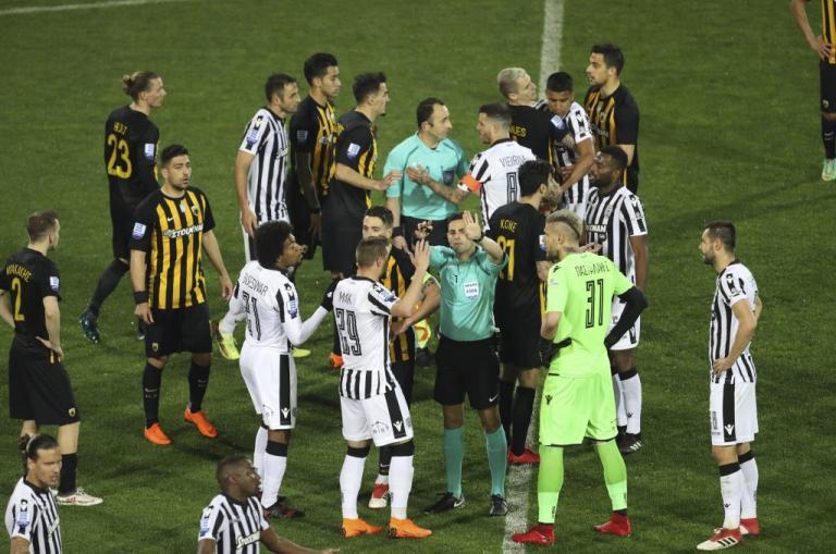 Στην… αντεπίθεση ο ΠΑΟΚ! «Τελικά οι παίκτες της ΑΕΚ πότε τρομοκρατήθηκαν;» [vid] | Newsit.gr