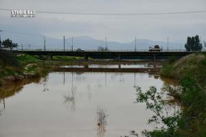 Άργος: Πλημμύρισε ο Ξεριάς [vid]