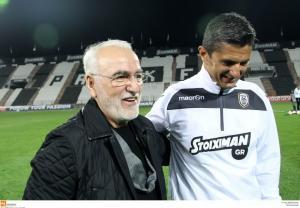 ΠΑΟΚ: Σαββίδης και Λουτσέσκου έδωσαν… τα χέρια!