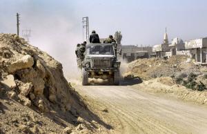 Συρία: Οι τουρκικές δυνάμεις κατέλαβαν την πόλη Τζανταϊρίς