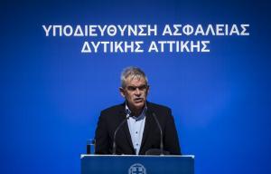 Τόσκας: Αποδεικνύουμε ότι δεν ήταν πυροτέχνημα οι ειδικές δράσεις στη Δυτική Αττική