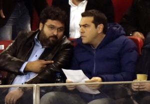 Διακοπή πρωταθλήματος – Τσίπρας σε Βασιλειάδη: «Δεν με ενδιαφέρει το πολιτικό κόστος»