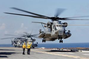 Συνετρίβη ελικόπτερο των ΗΠΑ στο Ιράκ: 7 νεκροί