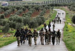 Καταγγελία ΟΗΕ για Αφρίν: Οι Κούρδοι χρησιμοποιούν ως ανθρώπινες ασπίδες αμάχους