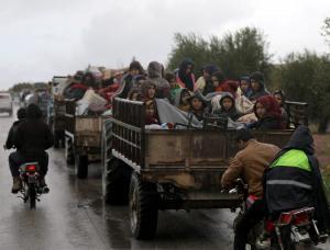 Αφρίν: 30.000 άνθρωποι την εγκατέλειψαν σε μόλις 24 ώρες! [pics]