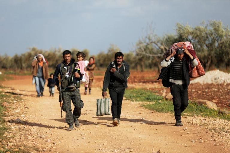 «Πνίγει» το Αφρίν ο Ερντογάν! «Θα πεθάνουμε από τη δίψα» | Newsit.gr