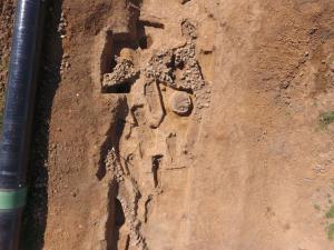 Αρχαιολογικό «θησαυρό» αποκάλυψαν οι εργασίες για τον αγωγό TAP
