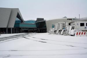 Κύμα ψύχους: Κλειστό μέχρι νεωτέρας το αεροδρόμιο της Γενεύης