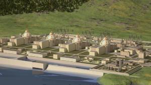 Το 2023 θα λειτουργήσει ο πυρηνικός σταθμός στο Ακούγιου της Τουρκίας