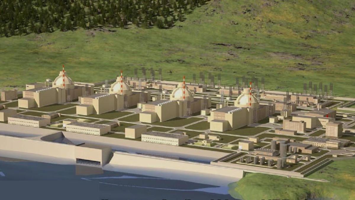 Τουρκία Ακούγιου πυρηνικός σταθμός