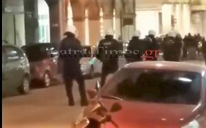 Πάτρα: Συναγερμός για αντιεξουσιαστές που κινήθηκαν προς το αστυνομικό μέγαρο