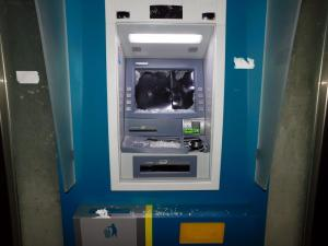 Ανατίναξαν δύο ATM στην Αχαρνών κι έφυγαν με τα χρήματα!