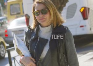 Τζένη Μπαλατσινού: Η μετακόμιση στο κέντρο της Αθήνας και η νέα καθημερινότητα [pics]