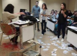 ΝΔ για την επίθεση στην Μαίρη Μπόση: «Η κατάσταση στα πανεπιστήμια είναι εκτός ελέγχου»