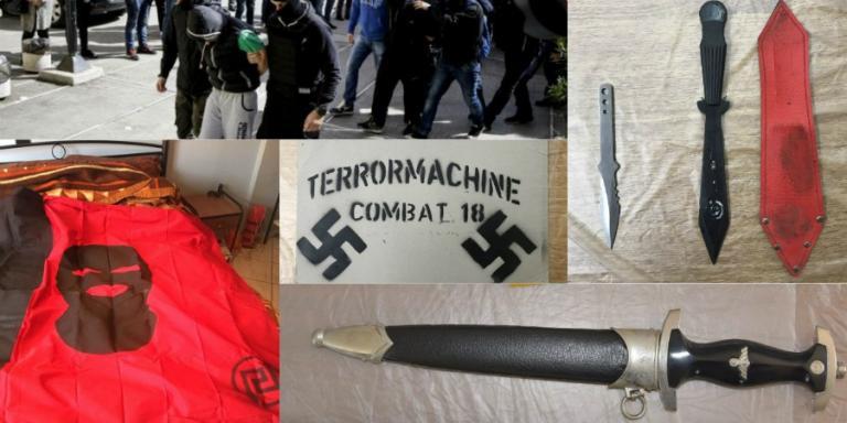 Combat 18: Πώς η αστυνομία έφτασε στα ίχνη των νεοναζί! Οι επιθέσεις, οι επαφές με την Χρυσή Αυγή και οι εντολές εκ των Ιωαννίνων   Newsit.gr