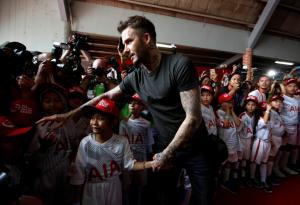 Ντέιβιντ Μπέκαμ: Πολεμά το μπούλινγκ και τη βία στα σχολεία της Ινδονησίας