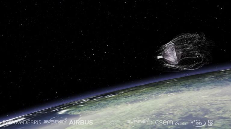 «Βγαίνει» το… σκουπιδιάρικο στο διάστημα | Newsit.gr
