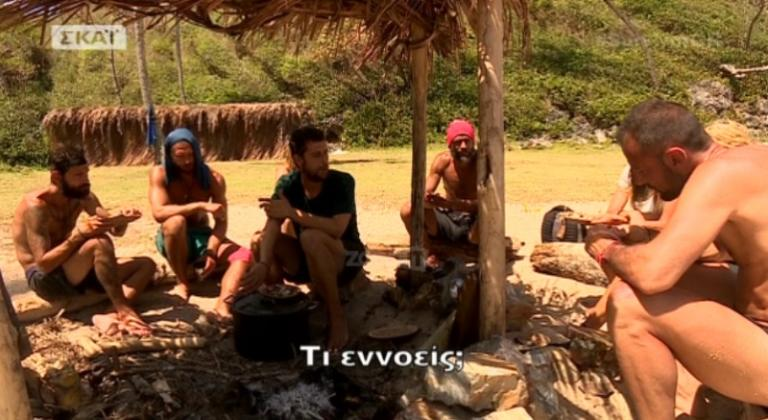Survivor: Ο Σώζων εξόργισε Δαλάκα – Κρητικό! Αδιανόητα σχόλια κατά του ηθοποιού… | Newsit.gr