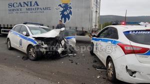 Καταδίωξη θρίλερ στην εθνική οδό – Πληροφορίες για νεκρό – Αυτοκίνητο πήγαινε ανάποδα!