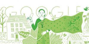 Anandi Gopal Joshi: Το doodle για την 19χρονη πρώτη γυναίκα γιατρό της Ινδίας