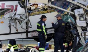 Τραγωδία στο Εκουαδόρ – 12 νεκροί και 25 τραυματίες από ανατροπή λεωφορείου